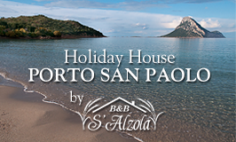 holiday house porto san paolo sardinia